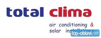 Климатични и соларни инсталации на тотално ниски цени от Totalclima.bg