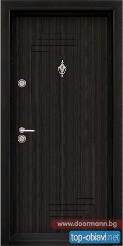 Блиндирана входна врата Т111