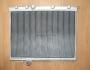 Алуминиев Радиатор PEUGEOT 206 99- MANUAL