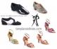 Танцови обувки по поръчка