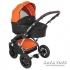 Комбинирана бебешка количка 2 в 1 TUTEK Tambero Orange