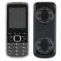 Mобилен телефон Q3 две сим карти Bluetooth FM Ebook Камера 2.0 инчов екран черен