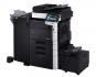 Konica-Minolta Bizhub C451 копирна машина, мрежови лазерен принтер и скенер
