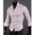 """Мъжка риза - светло розово Neckline stylish размер """"L"""""""