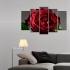 Картинна декорация - Роза
