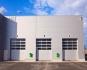 Секционни гаражни и индустриални врати с изолация 40 мм
