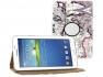 Кожен калъф за таблет Samsung Galaxy Tab 3, 7 инча Р3200, Р3210, T210, T211