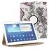 Калъф за таблет Samsung Galaxy Tab 3, 10 инча - с географски мотиви с Стойка