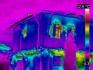 Обследване на топлоизолации на сгради с термокамера
