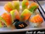 Суши за вкъщи, доставки на храна от Sushi & Mochi