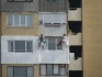 Миене на стъклени фасади-Алпинисти-Бургаска област
