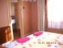 Нощувки в Етаж от къща (3 легла) с удобства-кухненски кът, парно, TV,Wi-Fi, лятна градина с...