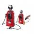 Ретро бензинова колонка - диспенсър за напитки