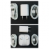 Продавам оригинални Аксесоари за iPhone 4, 4S, 5, 5S, 6, 6+, 6S USB Кабели, Слушалки, Зарядни за мрежата...