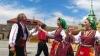 Групи за народни танци и хора (хорца) в центъра на София