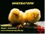 Предлагаме инкубатори за люпене на яйца ./