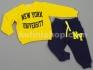 """Жълто/син екип New York """"Acar"""""""