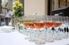 """Луксозни чаши и стилни бар маси под наем от """"НОВА Кетъринг"""" за Вашия празник!"""