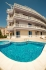Функционален едностаен апартамент на 30 метра от морето, кв. Аурелия, Голяма тераса