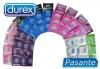 Насипни презервативи Durex и Pasante