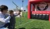 Услуга Flyball Archery за детски рожденни дни