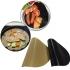 Тефлонова подложка за готвене в тиган, незалепващо покритие