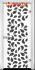 Стъклена интериорна врата, Print G 13-1, каса Бяла