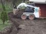 Изкопни услуги със самосвали,мини багери и бобкат